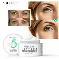 AuQuest 5 Seconds Wrinkle Remover Instant Face Cream Skin Tightening Hydrating T