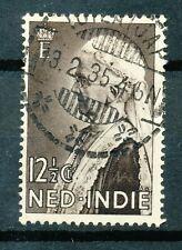Nederlands Indië 216 gebruikt met langebalkstempel TJILATJAP