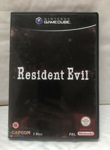 Resident Evil (2002) - GameCube (Complete) #49
