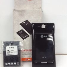Verizon, LG A5JN-1, Extended Battery for Lucid, Back cover