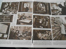 The Post War crime-wave science Britain's police forces 1946 Print Article