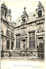 CP 14 CALVADOS - Caen - Ancien Hôtel de valois