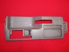 Ford Mustang Smoke Gray Center Console Tray Ashtray Door 87-93