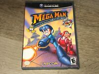 Mega Man Anniversary Collection Nintendo Gamecube Complete CIB Authentic