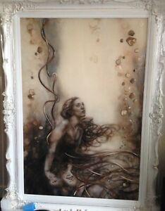Kerry Darlington Lady Of Shalott XL Print