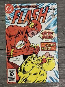 DC Comics The Flash #324 VF/NM 9.0