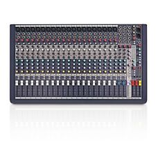Soundcraft MFXi20 Professional 20-Channel Mixer with 24 bit Lexicon effects