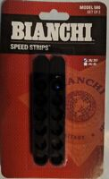 Bianchi Speed Strips Loader .38 / .357 - Set of 2 each holds 6 Rounds MFG# 20054