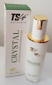 TS Life Infusion Skincare Crystal Anti Blemish Purifying Cleansing Gel 100ml
