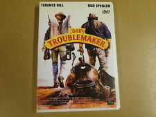 DVD / DIE TROUBLEMAKER ( TERENCE HILL, BUD SPENCER )