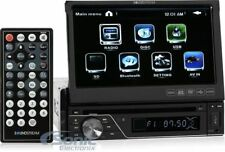 "SOUNDSTREAM Single-DIN Bluetooth Car Stereo DVD Player w/ 7"" Screen | VIR-7830B"