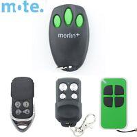 Merlin+ C945 CM842 Genuine/Compatible Garage/Gate Door Remote MR600 MR650 MT60
