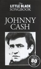 JOHNNY CASH LITTLE BLACK SONGBOOK Guitar*