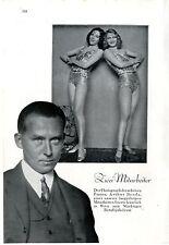 Arthur Bender Photograph der schönen Frauen Photo-Collage c.1930