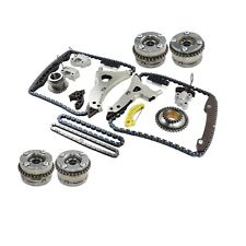 New M276 Camshaft Adjusters Timing Chain kit For Mercedes-Benz W222 W212 W166