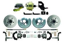 Mopar 1962-74 B & E Body Standard Power Disc Brake Conversion Kit