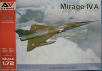 A&A Models AAM7204 - 1/72 – Mirage IV A Strategic bomber plastic model kit