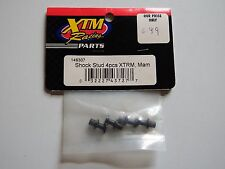 XTM Racing Parts - Shock Stud 4pcs XTRM, Mam - Model # 149307 - Box 2