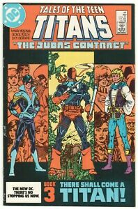 Tales of the Teen Titans #44 July 1984 DC Comic Book (NM)