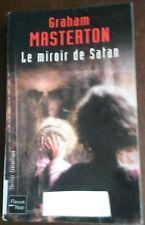 GRAHAM MASTERTON LE MIROIR DE SATAN FLEUVE NOIR THRILLER 9049PORT A PRIX COUTAN