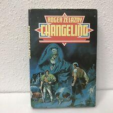 Changeling Roger Zelazny Vtg 1980 Book Club Edition