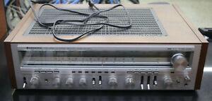 "Vintage Kenwood KR-9050 High Speed DC Receiver ""Monster"" 200w / manual"