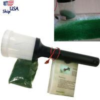 Handheld Static Grass Flock Applicator Machine Advanced Model Scenery US Seller