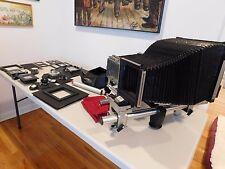 Sinar P 8x10 Camera *Bundle* Includes Sinar (Norma?) 4x5, 4 Lenses,  More!!!