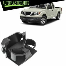 For Nissan Pathfinder Xterra Frontier Rear Seat Center Console Cup Holder Fits Nissan