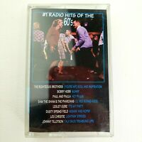 #1 Radio Hits Of The 60s by Various Artists Cassette Tape PolyGram Records 90s