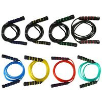 DEFY Speed Skipping Jump Rope Skipping Fast Jumping For WOD, Boxing & Training