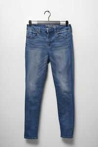 American Eagle Outfitters Jeans Blau Gr.M