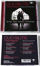 Duo Bilitis-L 'sostenitrici acuto. 2011 Brilliant CD Top