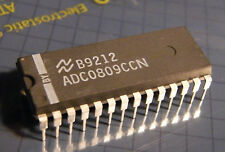 ADC0809CCN 8bit ADC with 8-channel multiplexer, National Semiconductor