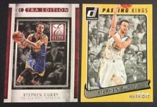 Stephen Curry Original NBA Basketball Trading Cards