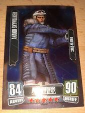 Force Attax Star Wars Serie 2 Star-Karte Nr. 193 Anakin Skywalker Sammelkarte