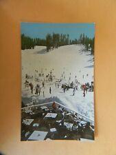 Snowflake Room, Badger Pass, Yosemite National Park, California -1960'S Postcard