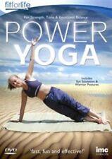 Power Yoga 5016641113684 With Susan Fulton DVD Region 2