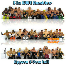 31x WWE Rumblers Miz Randy Orton Sheamus Kofi Kingston Action Figures Kid Toys