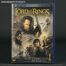 Lord Of The Rings: Return Of The King (Dvd, 2004, 2-Disc Set, Widescreen)
