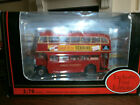 EFE London Bus in London Transport livery with CWS Vernons decals