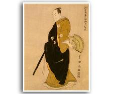 "Japanese Woodblock Print Art Reproduction Asian Home Decor Poster 12x16"" J6"