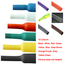 Heat Shrink Φ18mm-30mm Tube 2:1 Car Cable Wire Electrical Tubing  All Colours