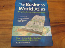 The Business World Atlas - Navigation for Innovative Organisations +CD ROM tools