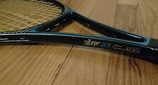 pro kennex silver ace graphite glass tennis racquet racket 4 3/8 no strings