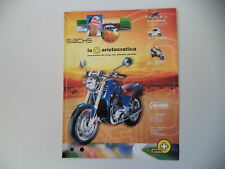 advertising Pubblicità 2001 MOTO SACHS ROADSTER 800