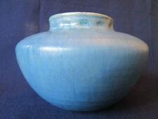 ARTS CRAFTS VASE! Vintage ROSEVILLE ART pottery: IMPERIAL II: Fort TICONDEROGA!