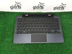 NEW Genuine Dell Venue 11 Pro K12A Slim Tablet Dock Turkish Keyboard 071JH4