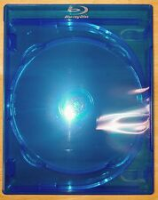 Set of 3 Blu-ray Replacement 12mm 3-Disc cases w/ Logo. New, Premium Movie Case!