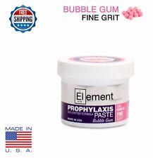 Fine Grit Bubble Gum Element Prophy Paste Dental Prophylaxis 100g 35 Oz Jar